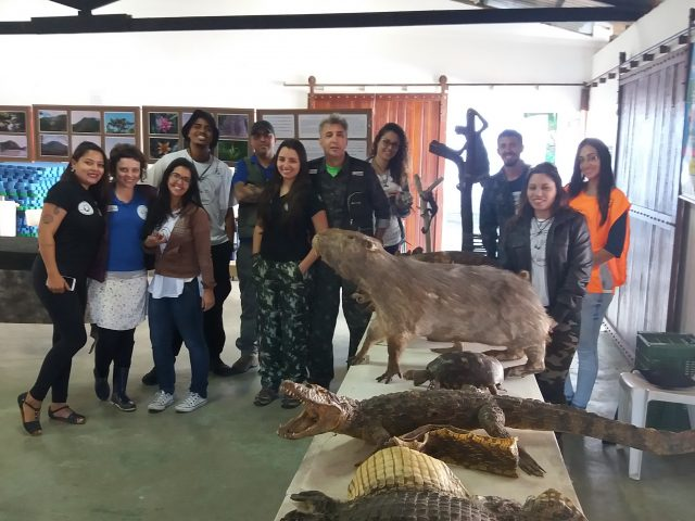 IBIMM no Fórum Socioambiental do Guaraú – Peruíbe!